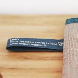 FILTRO CAFFÈ AMERICANO IN LINO VERDE