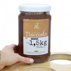 1,5 KG P TE À TARTINER NOISETTES
