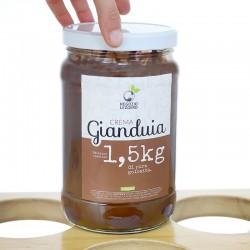 1,5 KG CRÈME GIANDUIA