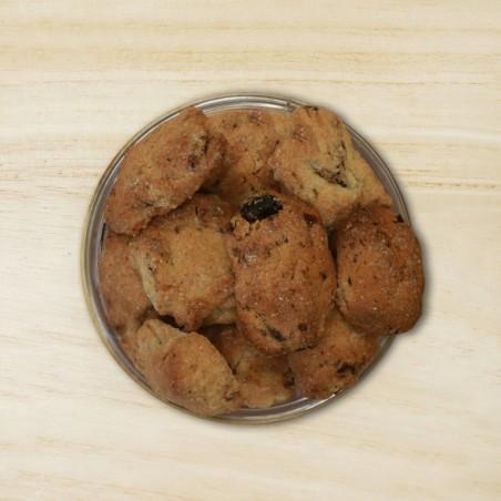 Biscuits aux figues et noix