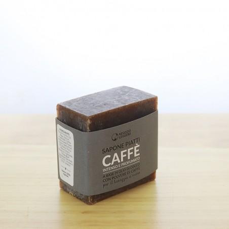 SAVON VAISSELLE SOLIDE - CAFÉ