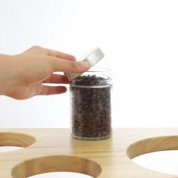 MISCELA CAFFÈ 100% ARABICA EQUOSOLIDALE