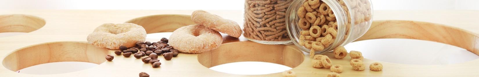 La selezione di prodotti per colazione e merenda del Negozio Leggero
