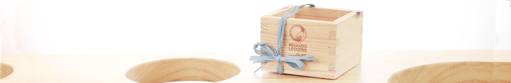 Les idées cadeaux en vrac et zéro déchet de Negozio Leggero