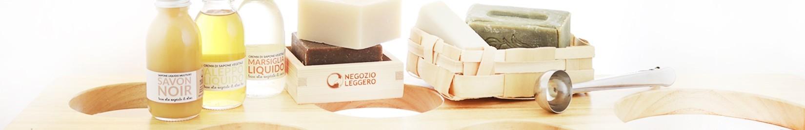 La sélection de produits et d'accessoires maison de Negozio Leggero