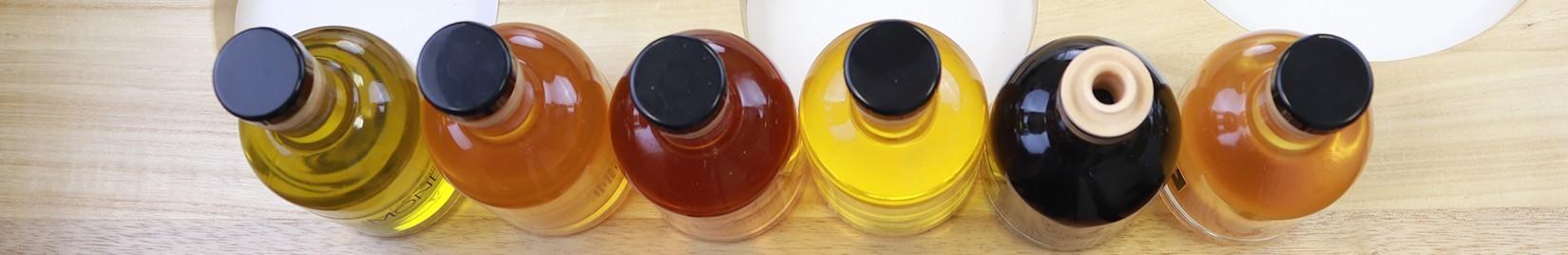 La sélection de condiments de Negozio Leggero