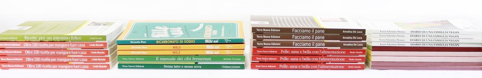 La selezione di libri nuovi del Negozio Leggero