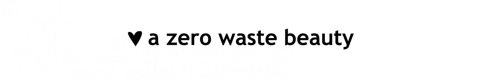 A zero waste beauty,  make-up plastic free di Negozio Leggero