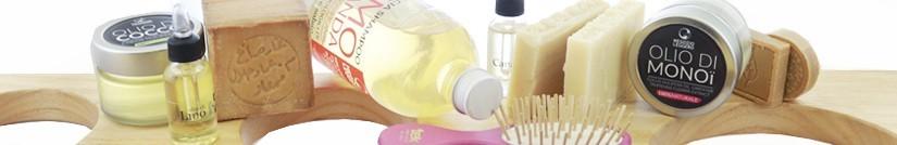 La sélection de produits et d'accessoires cheveux de Negozio Leggero