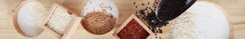 La sélection de riz de Negozio Leggero