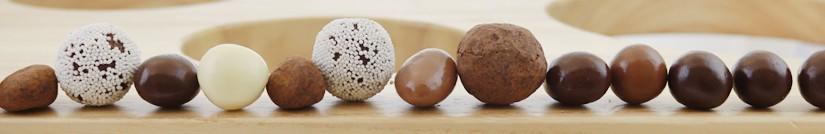 La selezione di cioccolato e cacao del Negozio Leggero