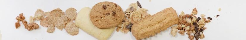 La selezione di biscotti del Negozio Leggero