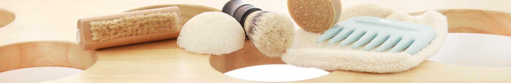 Les produits de Negozio Leggero pour déballer la salle de bain