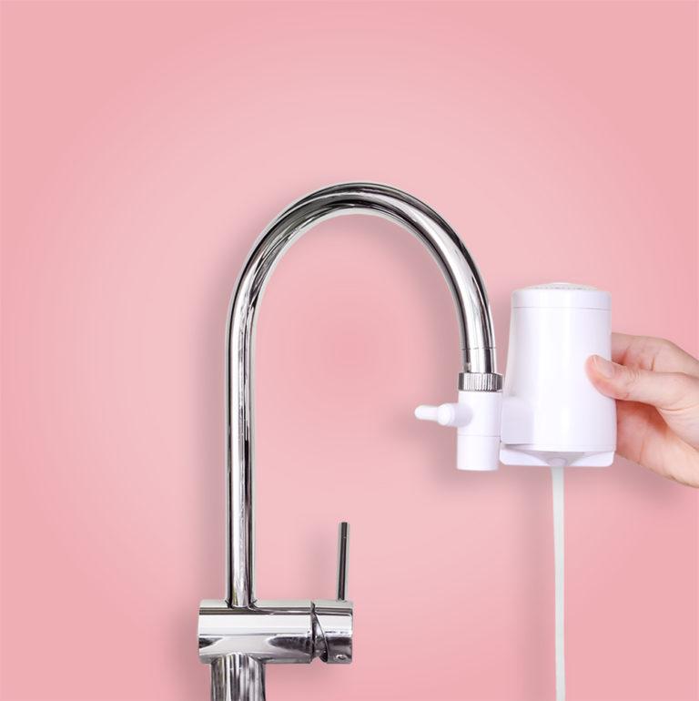 filtro acqua negozio leggero
