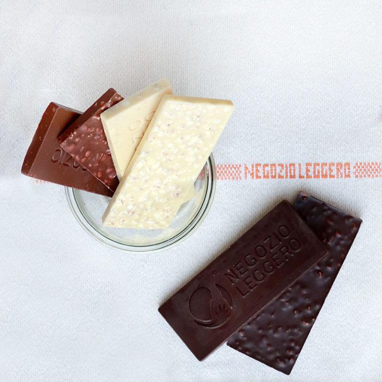 cioccolato plastic free