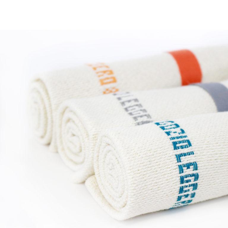 linea tessile in cotone rigenerato