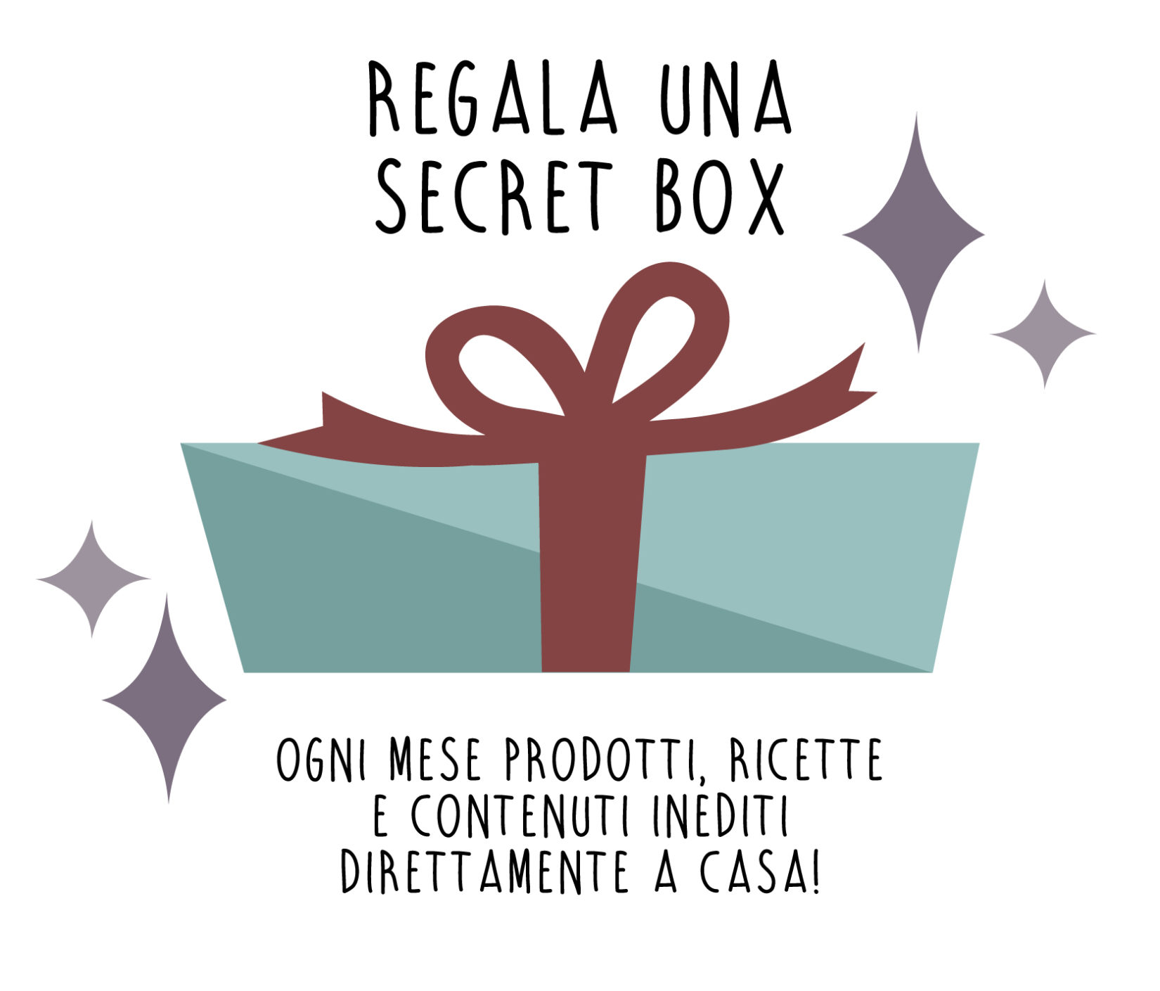 secret box negozio leggero